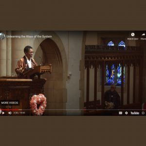 Unlearning The Ways of The System – All Saints Church Sermon