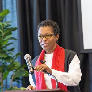 Wisdom Speed Round with Reverend angel Kyodo Williams and Colleen Saidman Yee